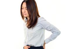 腰痛やヘルニアの原因